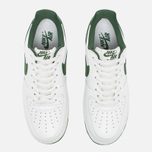 Мужские кроссовки Nike Air Force 1 Low Retro Summit White/Forest Green фото- 4