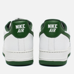 Мужские кроссовки Nike Air Force 1 Low Retro Summit White/Forest Green фото- 5