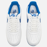 Nike Air Force 1 Low Retro Summit Men's Sneakers White/Game Royal photo- 4