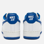 Мужские кроссовки Nike Air Force 1 Low Retro Summit White/Game Royal фото- 3