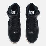Мужские кроссовки Nike Air Force 1 Mid '07 Black/ White фото- 4