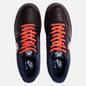 Мужские кроссовки Nike Air Force 1 Premium Burgundy Ash/Celestine Blue фото - 1