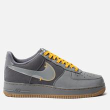 Мужские кроссовки Nike Air Force 1 Premium Cool Grey/Pure Platinum/Dark Grey фото- 0
