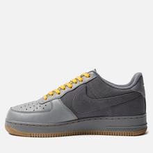 Мужские кроссовки Nike Air Force 1 Premium Cool Grey/Pure Platinum/Dark Grey фото- 1