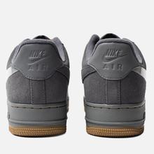 Мужские кроссовки Nike Air Force 1 Premium Cool Grey/Pure Platinum/Dark Grey фото- 3