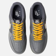 Мужские кроссовки Nike Air Force 1 Premium Cool Grey/Pure Platinum/Dark Grey фото- 5