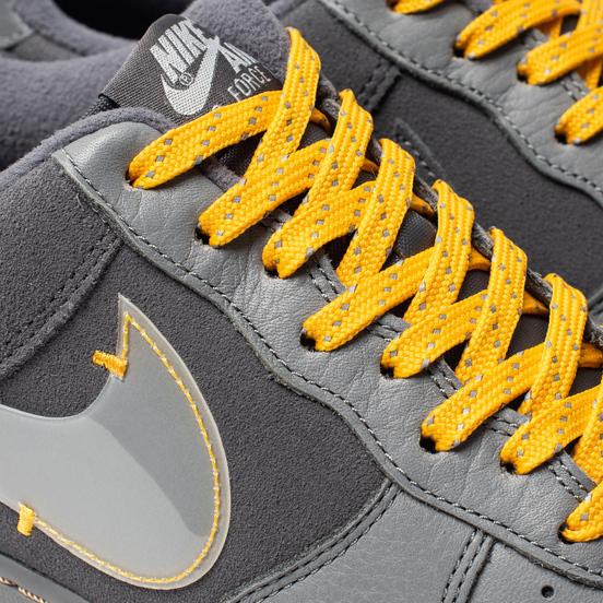 Мужские кроссовки Nike Air Force 1 Premium Cool Grey/Pure Platinum/Dark Grey