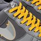 Мужские кроссовки Nike Air Force 1 Premium Cool Grey/Pure Platinum/Dark Grey фото - 6