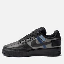 Кроссовки Nike Air Force 1 Type Black/Photo Blue/Platinum Tint фото- 5