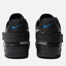 Кроссовки Nike Air Force 1 Type Black/Photo Blue/Platinum Tint фото- 2