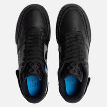 Кроссовки Nike Air Force 1 Type Black/Photo Blue/Platinum Tint фото- 1