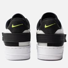 Кроссовки Nike Air Force 1 Type White/Volt/Black/White фото- 3