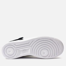Кроссовки Nike Air Force 1 Type White/Volt/Black/White фото- 4