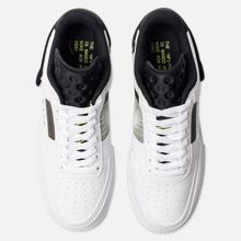 Кроссовки Nike Air Force 1 Type White/Volt/Black/White фото- 5