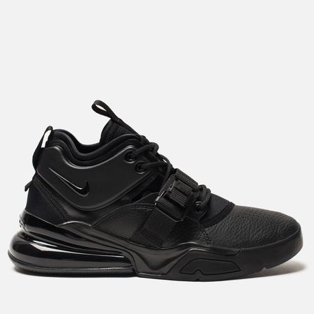 Мужские кроссовки Nike Air Force 270 Black/Black/Black