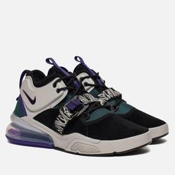 Мужские кроссовки Nike Air Force 270 Black/Court Purple/Dark Atomic Teal