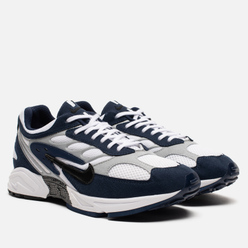 Мужские кроссовки Nike Air Ghost Racer Midnight Navy/Black/Wolf Grey/White