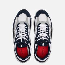Мужские кроссовки Nike Air Ghost Racer Midnight Navy/Black/Wolf Grey/White фото- 1