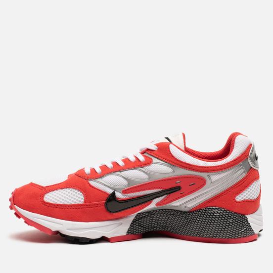 Мужские кроссовки Nike Air Ghost Racer Track Red/Black/White/Metallic Silver