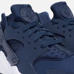 Мужские кроссовки Nike Air Huarache Midnight Navy/White фото- 5