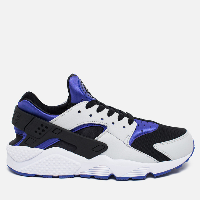 Nike Air Huarache Men's Sneakers Persian Violet/Pure Platinum