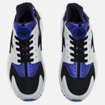 Nike Air Huarache Men's Sneakers Persian Violet/Pure Platinum photo- 4