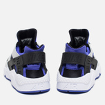 Nike Air Huarache Men's Sneakers Persian Violet/Pure Platinum photo- 3