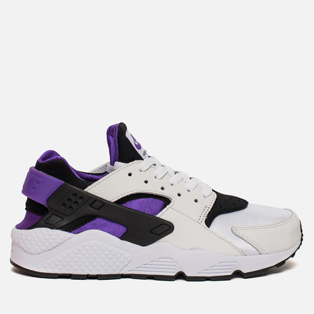 Мужские кроссовки Nike Air Huarache Run '91 QS Black/Purple Punch