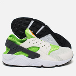 Мужские кроссовки Nike Air Huarache Run Action Green/Phantom White фото- 2