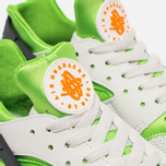 Мужские кроссовки Nike Air Huarache Run Action Green/Phantom White фото- 5