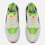 Мужские кроссовки Nike Air Huarache Run Action Green/Phantom White фото- 4