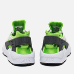 Мужские кроссовки Nike Air Huarache Run Action Green/Phantom White фото- 3