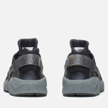 Мужские кроссовки Nike Air Huarache Run Black/Dark Grey фото- 3
