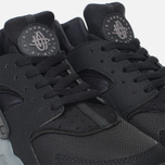 Мужские кроссовки Nike Air Huarache Run Black/Dark Grey фото- 5