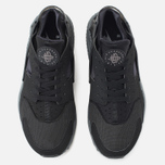 Мужские кроссовки Nike Air Huarache Run Black/Dark Grey фото- 4