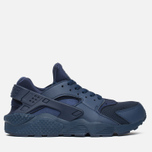 Мужские кроссовки Nike Air Huarache Run Midnight Navy фото- 0