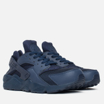 Мужские кроссовки Nike Air Huarache Run Midnight Navy фото- 1