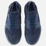 Мужские кроссовки Nike Air Huarache Run Midnight Navy фото- 4