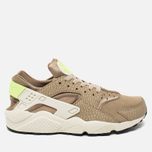 Мужские кроссовки Nike Air Huarache Run PRM Desert Camo/Sea Glass/String/Ghost Green фото- 0