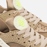 Мужские кроссовки Nike Air Huarache Run PRM Desert Camo/Sea Glass/String/Ghost Green фото- 5