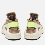 Мужские кроссовки Nike Air Huarache Run PRM Desert Camo/Sea Glass/String/Ghost Green фото- 3