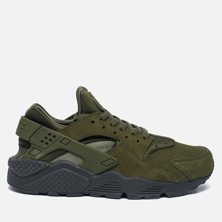 Мужские кроссовки Nike Air Huarache Run SE Legion Green/Anthracite/Smoky Blue/Legion Green