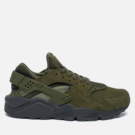 Мужские кроссовки Nike Air Huarache Run SE Legion Green/Anthracite/Smoky Blue/Legion Green