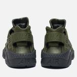 Мужские кроссовки Nike Air Huarache Run SE Legion Green/Anthracite/Smoky Blue/Legion Green фото- 3