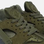 Мужские кроссовки Nike Air Huarache Run SE Legion Green/Anthracite/Smoky Blue/Legion Green фото- 5