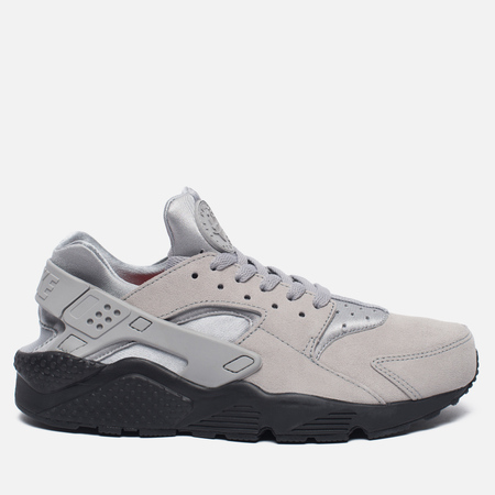 Мужские кроссовки Nike Air Huarache Run SE Matte Silver/Black