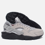 Мужские кроссовки Nike Air Huarache Run SE Matte Silver/Black фото- 1