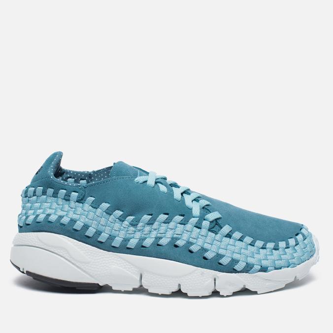 Мужские кроссовки Nike Air Footscape Woven NM Smokey Blue