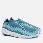 Мужские кроссовки Nike Air Footscape Woven NM Smokey Blue фото- 2