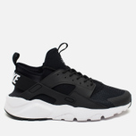 Мужские кроссовки Nike Air Huarache Run Ultra Black/White/Anthracite/White фото- 0